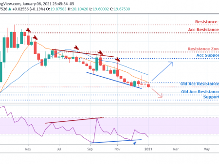 USDMXN – Weekly Outlook –  January 9 2021